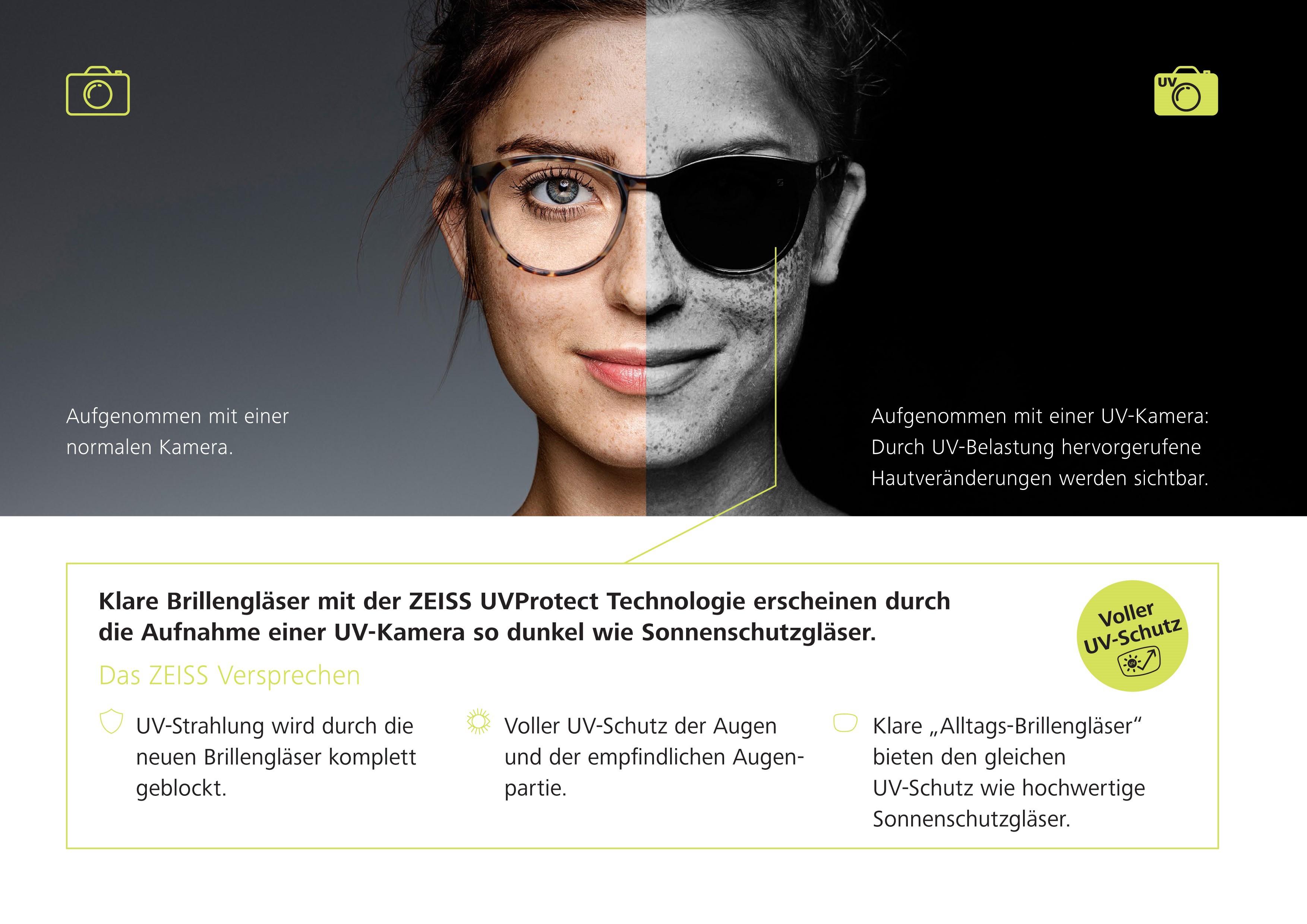 großer Lagerverkauf Genießen Sie kostenlosen Versand besondere Auswahl an ZEISS Brillengläser mit UVProtect Technologie - Augenoptik ...